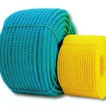 cabo poli verde amarillo